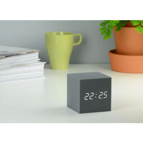 Gingko Gravity Cube Vækkeur (Grå)