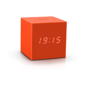 Gingko Gravity Cube Vækkeur (Orange)