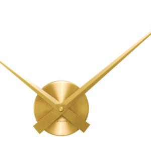 Karlsson Little Big Time Mini Guld Vægur (44 cm)