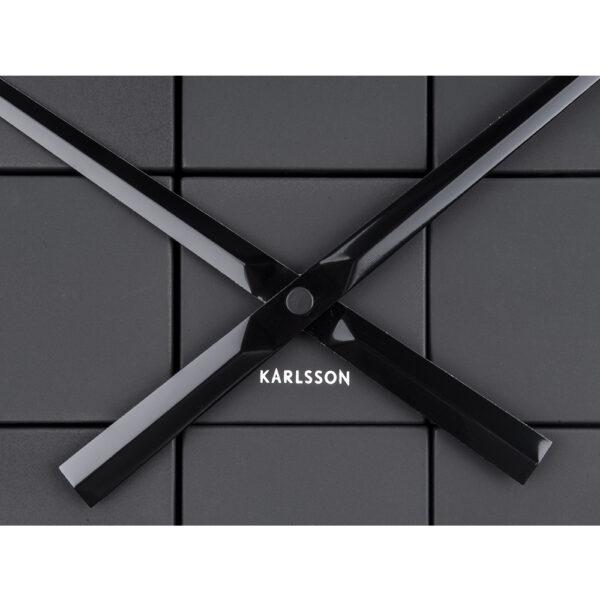 Karlsson DIY Cubic Sort Vægur