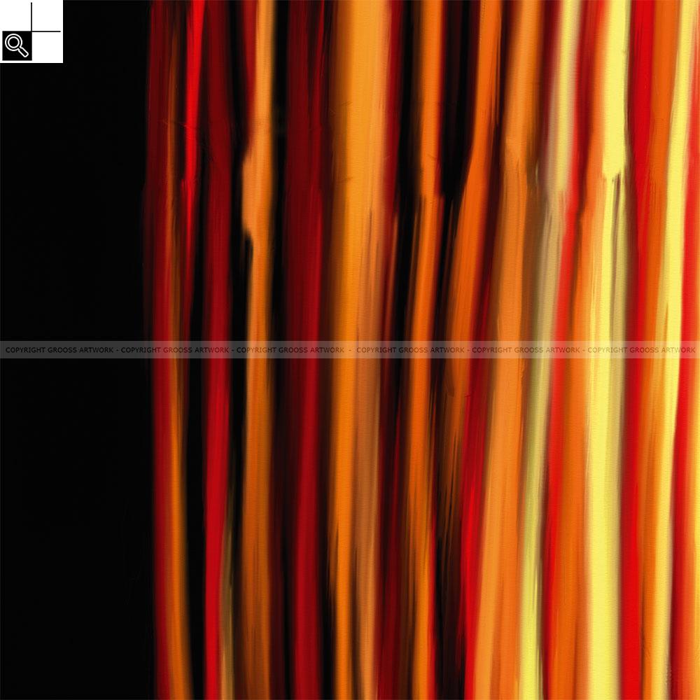 Fire (50 X 50 cm)