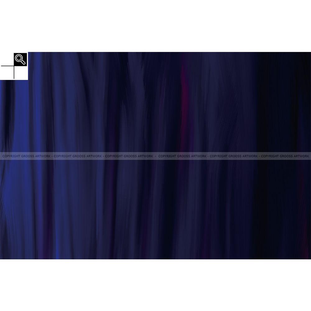 Blue fire (60 X 40 cm)