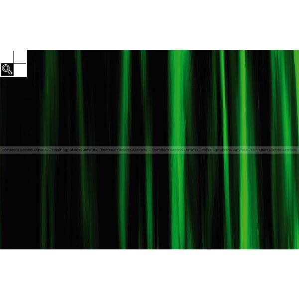 Green fire (60 X 40 cm)