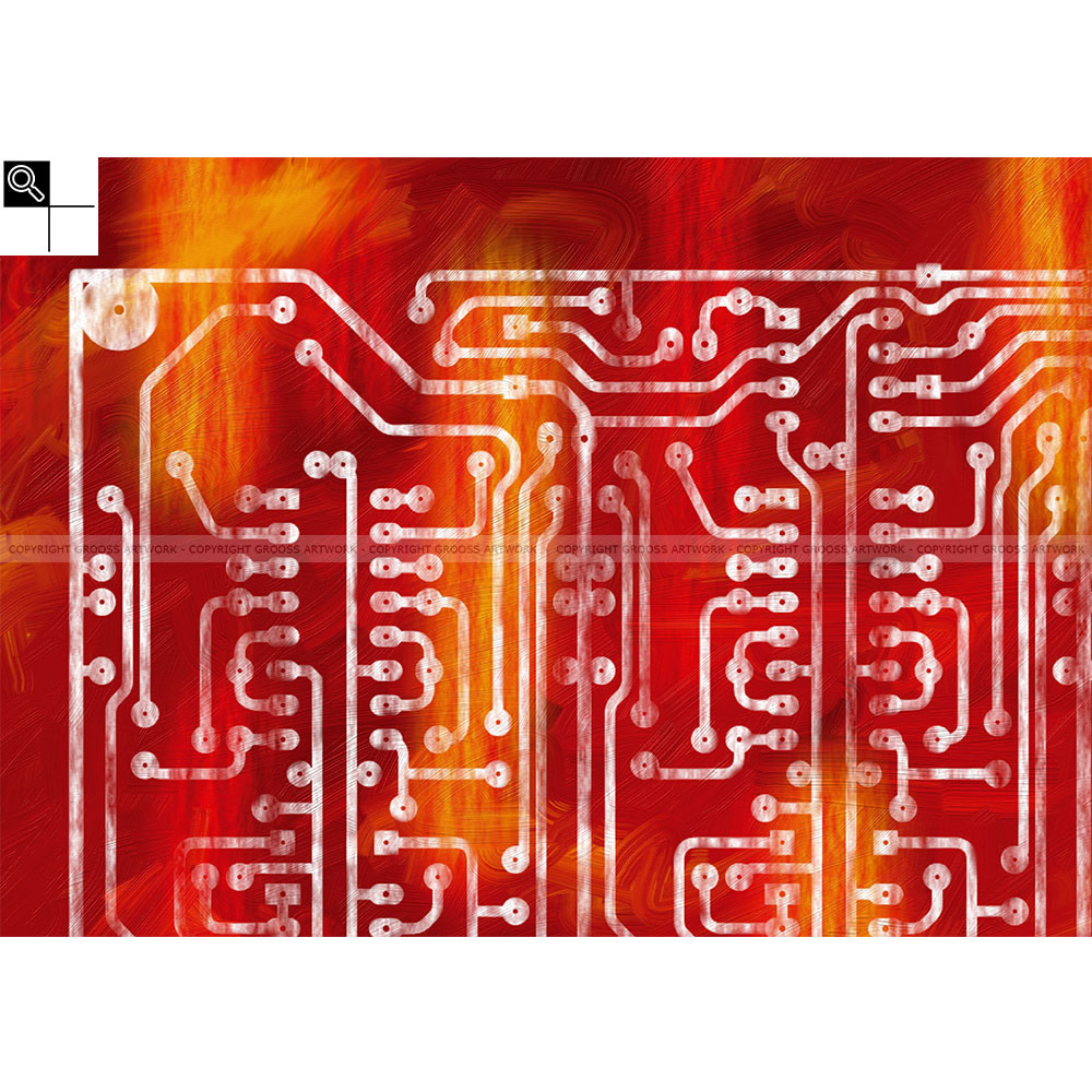 Printed circuit board (70 X 50 cm)