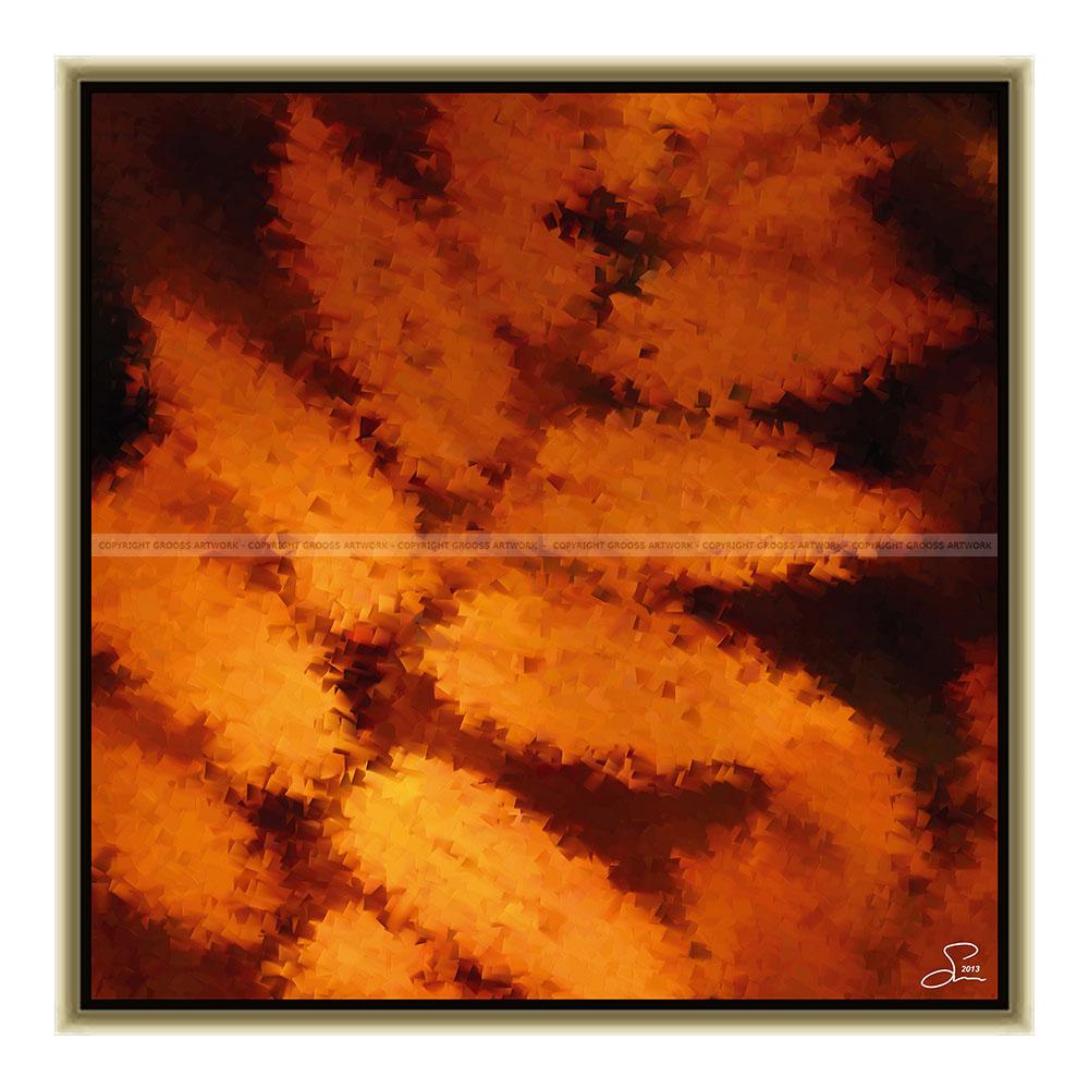 Fall 2013 (50 X 50 cm)