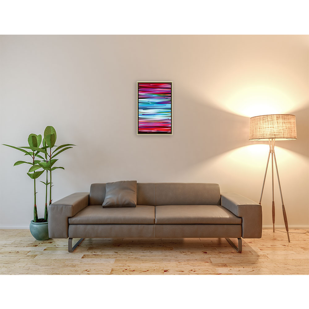 New worlds ''One'' (40 X 60 cm)