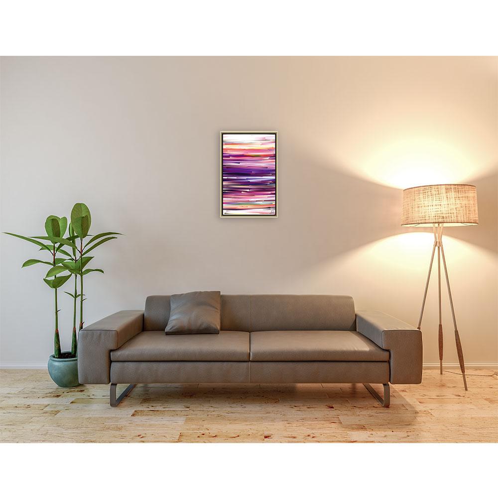 New worlds ''Three'' (40 X 60 cm)