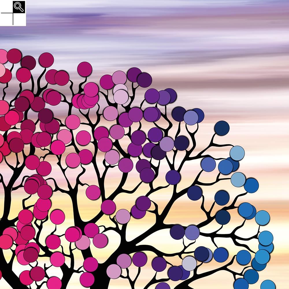 Back to paradise (50 x 50 cm)