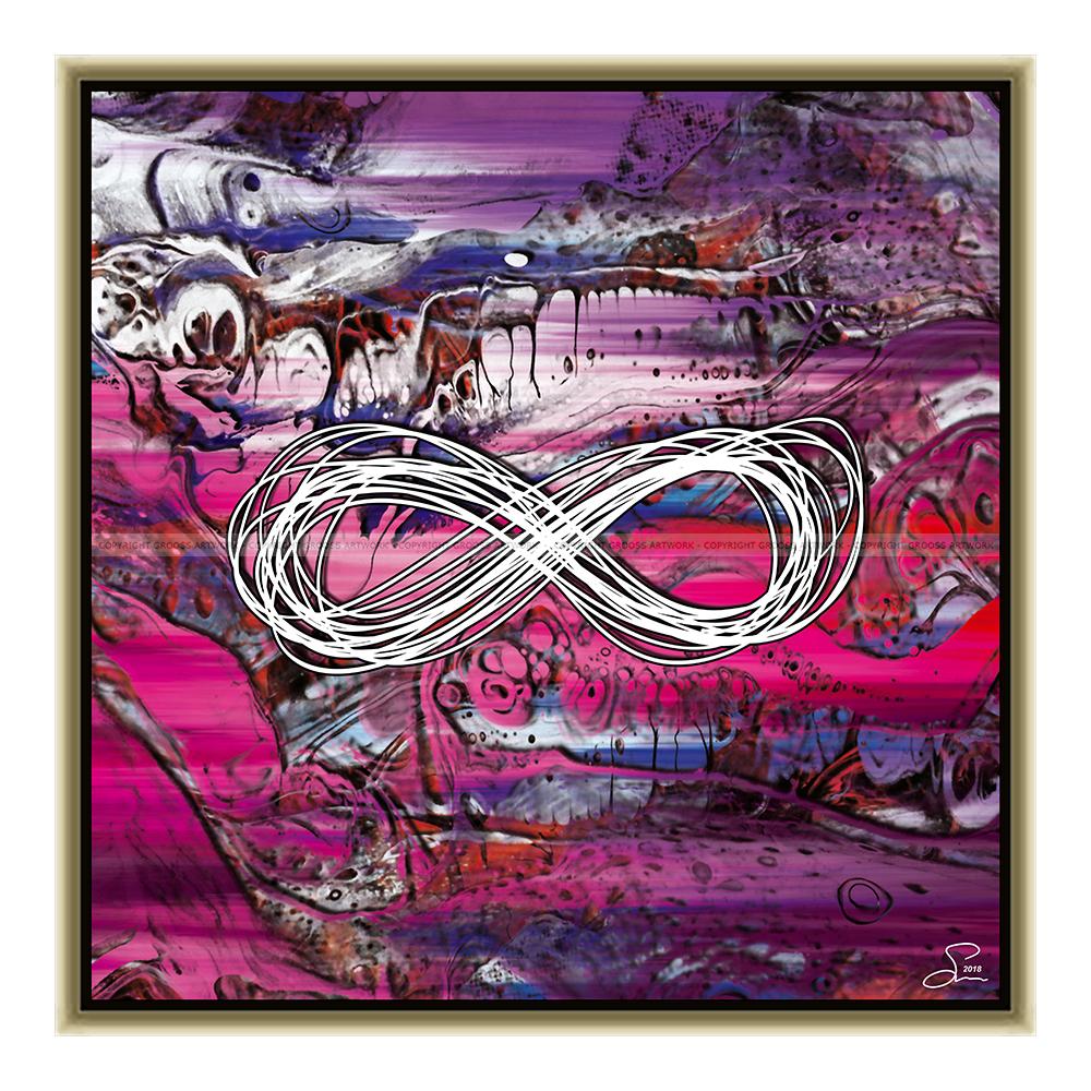 Infinity (50 X 50 cm)