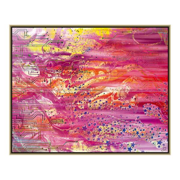 My Universe (100 X 80 cm)
